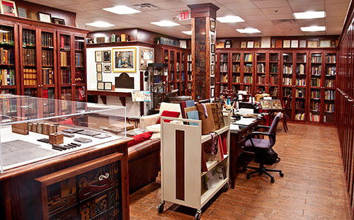 Romano Book Arts Library